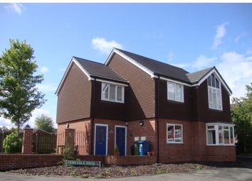 Thumbnail 3 bed flat to rent in The Maples, Penkvale Road, Stafford