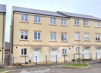 Thumbnail 3 bedroom end terrace house for sale in Buccaneer Avenue, Brockworth, Gloucester, Gloucestershire