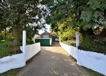 Harberts Road, Harlow CM19. 3 bed detached bungalow