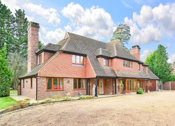 Thumbnail 5 bed detached house for sale in Clandon Road, Send, Woking