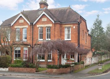 Thumbnail 3 bed semi-detached house for sale in Institute Road, Marlow, Buckinghamshire