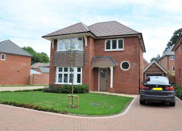 Thumbnail 3 bed detached house for sale in Palmer Close, Exeter