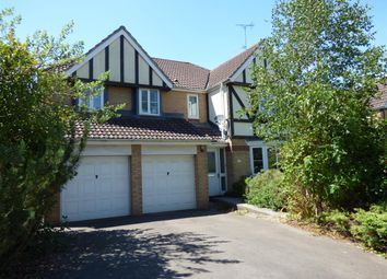 Thumbnail 5 bedroom detached house to rent in Castle Wood, Chepstow