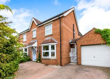 Thumbnail 4 bed link-detached house for sale in Padley Road, Lincoln