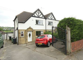 Thumbnail 3 bedroom semi-detached house for sale in Bradford Road, Menston, Ilkley, West Yorkshire