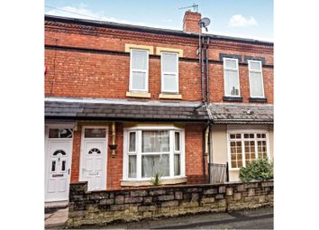 Thumbnail 2 bed terraced house for sale in Poplar Road, Smethwick