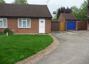 Thumbnail 2 bed semi-detached bungalow to rent in Lakemead, Singleton, Ashford