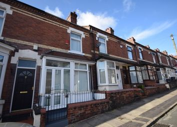 Thumbnail 2 bedroom terraced house to rent in Campbell Terrace, Birches Head, Stoke-On-Trent