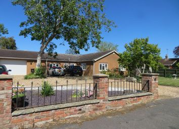 Thumbnail 4 bed detached house for sale in Willows Close, Tydd St Mary, Wisbech, Cambs