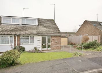 Thumbnail 3 bed semi-detached house for sale in Coppice Close, Banbury