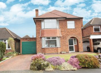 Thumbnail 3 bedroom detached house for sale in Grangewood Road, Wollaton, Nottingham