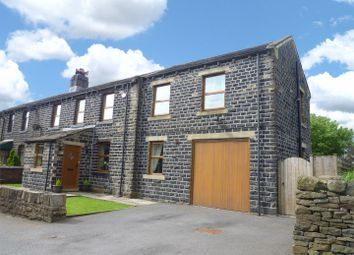 Thumbnail 4 bed end terrace house for sale in Penistone Road, Hepworth, Holmfirth