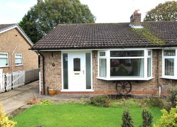 Thumbnail 2 bed bungalow to rent in Hornsey Garth, Wigginton, York