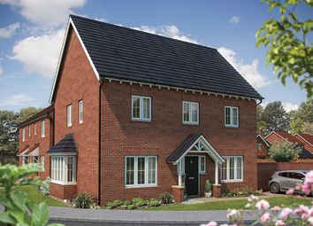 "Thumbnail 4 bed detached house for sale in ""The Chestnut"" at St. James Way, Biddenham, Bedford"