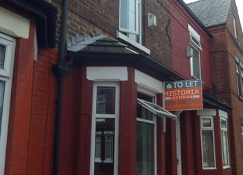 Thumbnail 4 bed shared accommodation to rent in Mildred Street, Salford