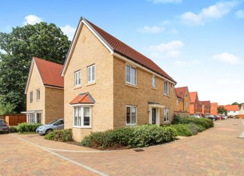 3 bed detached house for sale in Dennis Randle Way, Colchester CO4