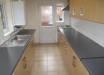 Thumbnail 2 bed terraced house to rent in Lewis Street, Crewe