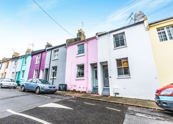 Thumbnail 3 bed terraced house for sale in Grove Street, Brighton