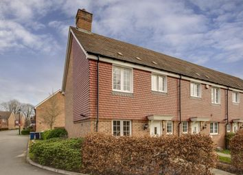 Brudenell Close, Amersham, Buckinghamshire HP6. 3 bed end terrace house for sale
