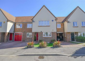 Thumbnail 4 bed terraced house for sale in Lady Margaret Gardens, Ware, Hertfordshire