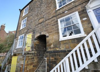 Thumbnail 3 bed cottage for sale in Prospect Place, Whitby