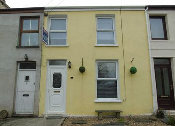 Thumbnail 2 bedroom terraced house for sale in Cilrhedyn Cottages, Capel Seion Road, Llanelli