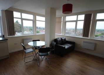 Thumbnail 2 bed flat to rent in The Parade, Third Floor, Oadby, Leicestershire