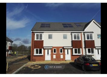 Thumbnail 2 bed end terrace house to rent in Champion Way, Bedford