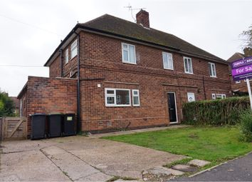 Thumbnail 3 bed semi-detached house for sale in Sunnyside Road, Nottingham