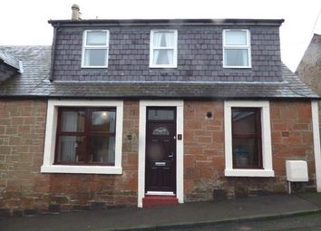 Thumbnail 2 bed end terrace house for sale in Well Street, Lockerbie, Dumfries And Galloway