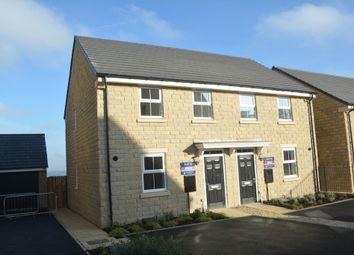 Thumbnail 3 bed semi-detached house for sale in Church Drive, St John's Walk, Hoylandswaine