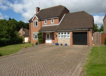 Thumbnail 4 bedroom property to rent in Norwich, Drayton