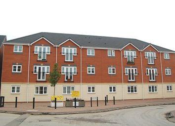 Thumbnail 2 bedroom flat to rent in Ocean Court, Derby