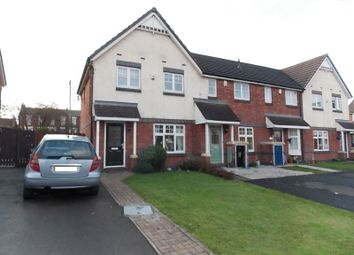 Thumbnail 3 bed mews house to rent in Glazebury Drive, Westhoughton, Bolton