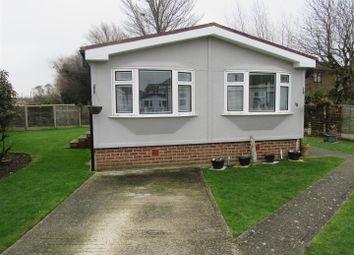 Thumbnail 2 bedroom mobile/park home for sale in Orchard Park, Beltinge, Herne Bay
