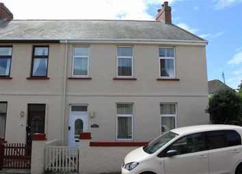 Thumbnail 3 bed end terrace house for sale in St. Annes Place, Hakin, Milford Haven