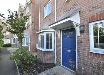 Thumbnail 4 bed town house for sale in Valley Gardens Kingsway, Quedgeley, Gloucester