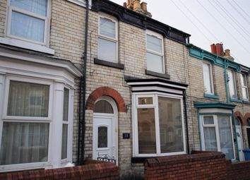 Thumbnail 2 bed terraced house to rent in Tindall Street, Scarborough