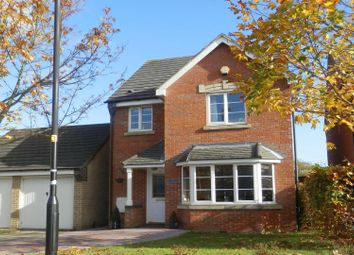 Thumbnail 3 bed detached house for sale in The Meadows, Grange Park, Northampton