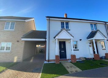 Thumbnail 2 bed property to rent in Osprey Drive, Stowmarket