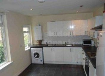 Thumbnail 6 bed terraced house to rent in Talbot Road, Manchester, Greater Manchester