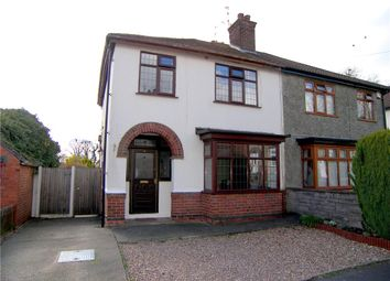 3 bed semi-detached house for sale in Park Drive, Swanwick, Alfreton DE55