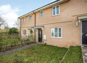 Thumbnail 3 bed terraced house for sale in Station Road, Campsea Ashe, Woodbridge