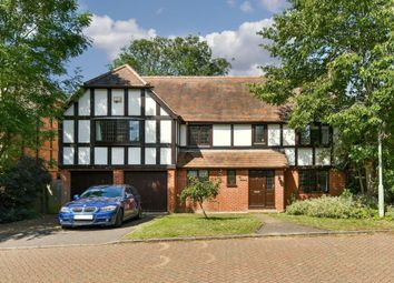 Thumbnail 5 bed detached house for sale in Sandon Close, Esher