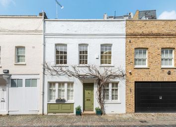 Thumbnail 2 bed mews house to rent in Ebury Mews, Belgravia, London