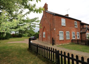 Thumbnail 2 bed semi-detached house to rent in Station Road, Shimpling, Diss