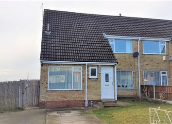 Thumbnail 3 bed semi-detached house for sale in Wold Avenue, Market Weighton
