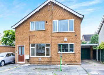 Thumbnail 2 bed flat for sale in Eastbrook Road, Lincoln