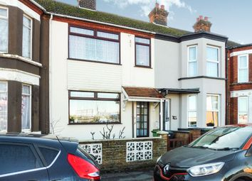 Thumbnail 3 bed terraced house for sale in Station Road, Great Yarmouth