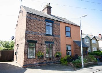 Thumbnail 2 bed semi-detached house for sale in Becketts Lane, Great Boughton, Chester